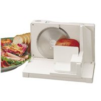 (Rival 1042-wn Electric Food Slicer 6.5