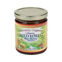 Heavenly Organics Honey, Og, Wild Forest, 12-Ounce (Pack of - Wild Honey Forest