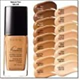 Avon Liquid Foundation Nude Ideal Flawless Invisible Coverage Spf 15