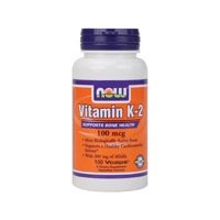 NOW Foods Vitamin K-2,100mcg 100 vcaps