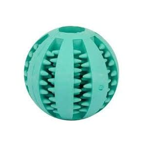Auprem – Dental Chew Treat Ball for Dogs & Cats Interactive Pet Training, Durable, BPA-Free, Non-Toxic Natural Rubber… Click on image for further info.