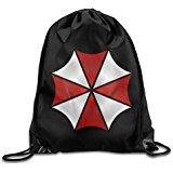 [MGTER66 Backpack Gymsack Sack Bag Resident Evil Umbrella Logo White] (Sims 3 Bear Costume)