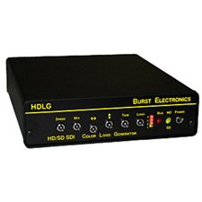 - Burst HDLG HD/SD SDI Color Logo Generator-by-Burst