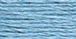 Bulk Buy: DMC Thread Six Strand Embroidery Cotton 8.7 Yards Light Blue 117-813 (813 Six Light)