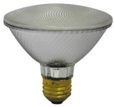 - Sylvania Capsylite® Halogen Flood Lamp, Par30, 50 Watt, 120 Volts, Medium Base, Double Life - Set of 3