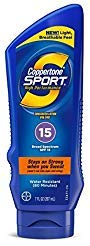 Coppertone Sport Sunscreen SPF 15 Lotion, 7 Ounce by Coppertone