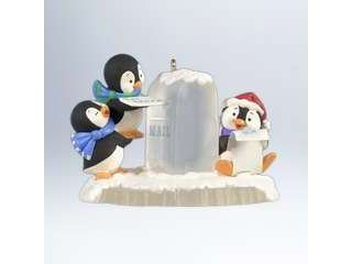 (Hallmark Keepsake Ornament Postal Penguins 2012)