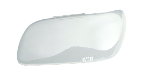 GT Styling GT0182C Headlight Covers Clear 2 pc Headlight Covers