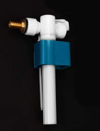 MYAM IA Inodoro Cisterna 3/8 1/2 inchs Tanque De Agua Lado Inferior