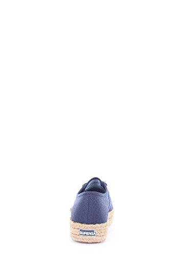 Navy 2730 Donna Superga Cotropew Sneaker xIRwTdqOT