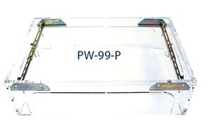 "Sink Setter PW-99-P front to Back installations 14"" to 26"""