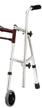 Drive Medical Straight Handle (90 degrees) for Wenzelite Glider Walkers, Junior