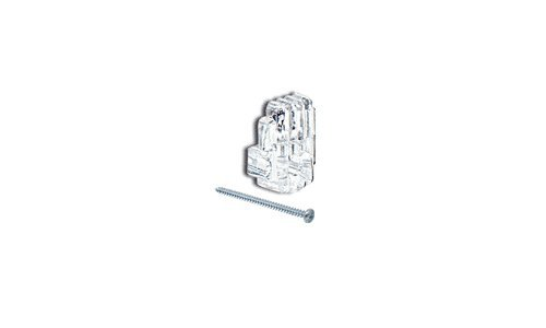 18-Plastic-Mirror-Clips-and-Screws-Pack-of-1000