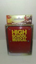 High School Musical Shoes (Disney's High School Musical Playing Cards By Bicycle)
