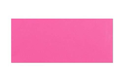 (#9 Envelope Color Pink Pack -No Window Starburst Envelopes-50 Pack)