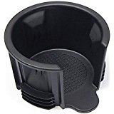 Genuine Land Rover Cup Holder Insert LR087454 for LR2, LR3, LR4, and Range -