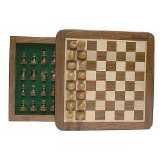 Magnetic Wood Chess