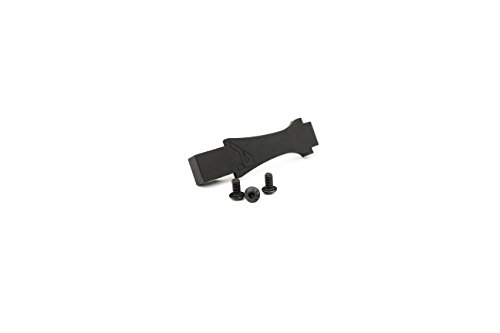 Aero Precision Anodized Billet Trigger Guard with Logo, Black by Aero Precision