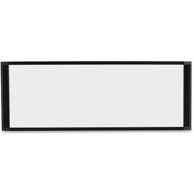 - Cubicle Workstation Dry Erase Board, 36 x18, Black Aluminum Frame free shipping