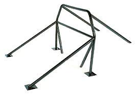 Roll Bars and Cages, 8 Point, Compatible For 94-02 Chevy S-10 Pickup - Standard Cab