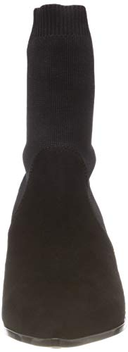 Black Jaino Mujer Slouch Botas KS para Negro Unisa Black vxZqf8nw8