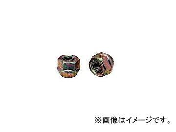 チップトップ 貫通アエンナット ツバ付 17H M10×1.25 16mm N-34 入数:1セット(100個) B01MTALX3L