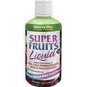 Plus de la nature - Fruits super liquide, 8 Oz Liquid