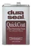 Duraseal Quick Coat - Dura Seal Quick Coat Penetrating Finish - Antique Brown - Quart