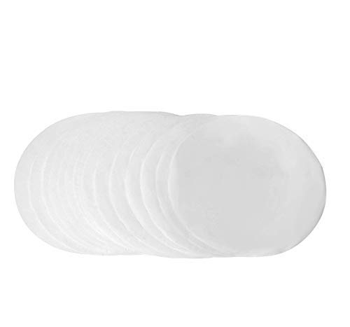 Gwill Parchment Paper Rounds 7 Inch Diameter Precut for Baking 100pcs - Non-Stick 7'' Cake Pan Liner Circles, Perfect for Cheesecake Pan Springform Pan Bundt Pan Steamer and Air Fryer