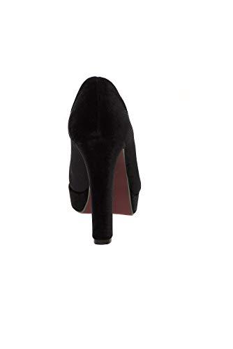 Court Women's Pregunta Black 7307 Shoes WHSSfv
