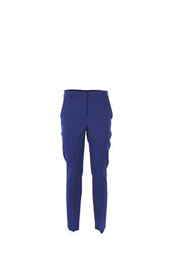 Pantalone Donna Hanita 48 Blu H.p187a.1332 Primavera Estate 2017