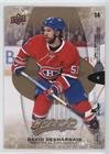 David Desharnais (Hockey Card) 2016-17 Upper Deck MVP - [Base] - Puzzle Back #14