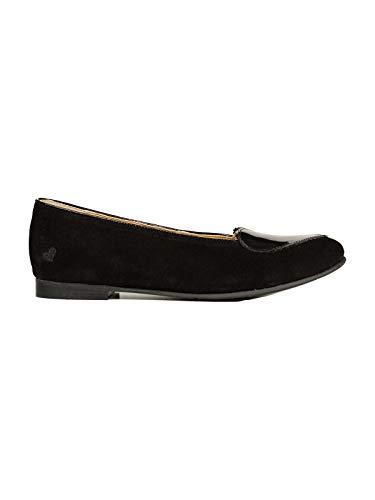 À Chaussures Femme Ville De Pour Lacets Spieth Wensky Noir qI75wxa4x