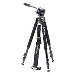 カメラ カメラアクセサリー 三脚一脚 SLIK 軽量ビデオ三脚 VT523N -ak [簡易パッケージ品] B07HP8NCML