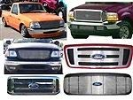 1938 Grille (Chassis Tech BIL-FO-8 Grille 2003-2012 Ford Expedition Insert Expedition 03Xx)