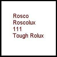Rosco Tough Rolux 20X24 Diffusion Material - Rosco RS11111