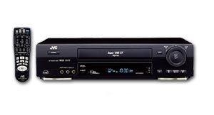 (JVC HRS3800U 4-Head S-VHS VCR)