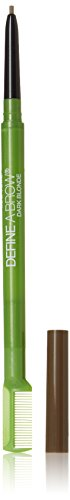 Maybelline New York Define-a-Brow Eyebrow Pencil, Dark Blonde, 2 Count