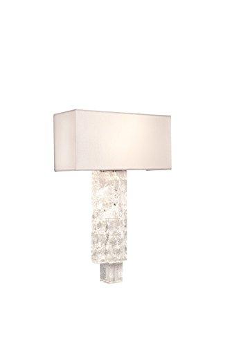 - Kalco Lighting 502820CH 2 Light Wall Bracket