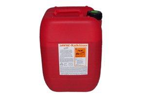 SANIT - KalkLöser - 20kg Kanister - Entkalker - Die schnelle Kraft mit Metallschutz