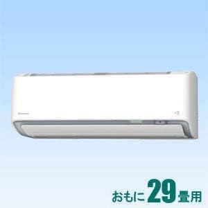 ダイキン 【エアコン】 うるさら7おもに29畳用 (冷房:25~38畳/暖房:23~29畳) Rシリーズ 電源200V (ホワイト) AN-90WRP-W