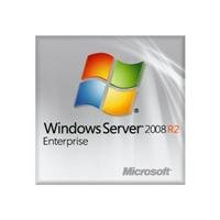 Microsoft Windows Server 2008 R.2 Enterprise With Service Pack 1 64-bit - License and Media -