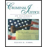 Criminal Justice in Illinois, Cohn, Ellen G., 0131140299