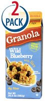 Sweet Home Farm Granola with Flax Wild Blueberry -- 20.5 oz Each / Pack of 2