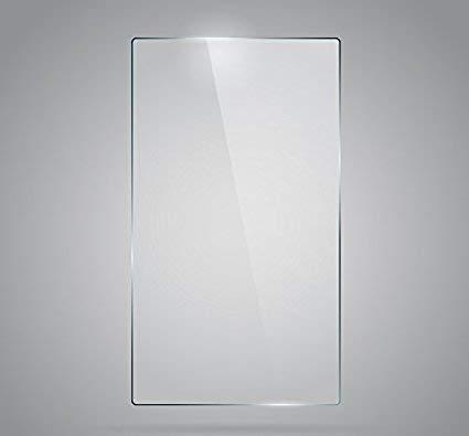 Glasplatte 65 cm x 35 cm x 4 mm in verschiedenen Gr/ö/ßen und St/ärken zur Auswahl transparent farblos