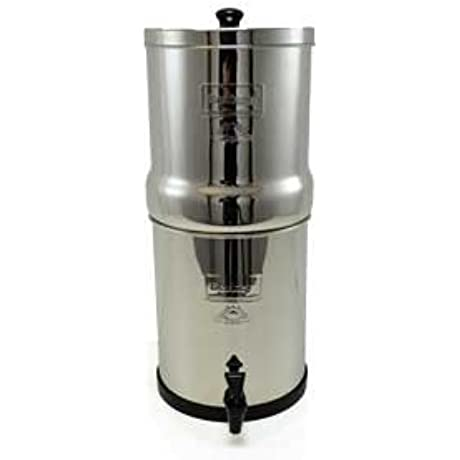 Big Berkey BK4X2 CF With 2 9 Ceramic Filters