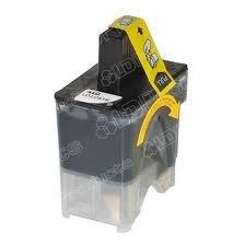 1840c Inkjet (Trend™ Premium Compatible Brother IntelliFax 1840C, IntelliFax 1940CN, IntelliFax 2440C, MFC-210C, MFC-420CN, MFC-620CN, MFC-640CW, MFC-3240C, MFC-3340CN Black Inkjet 500 Yield LC41BK)