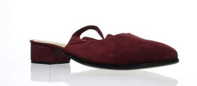 Raye Womens Kaye Crimson Mules Size ()