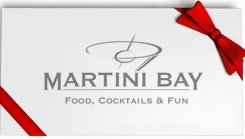 Martini Bay Gift Card   50