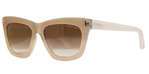 Tom Ford Women's TF361 Sunglasses, Shiny Light Bronze